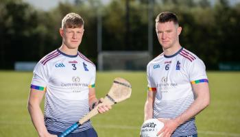 LGBTQ+ pride colours feature in new GAA jersey launched by University of Limerick