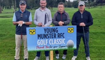 SLIDESHOW: Young Munster RFC Golf Classic at Castletroy Golf Club