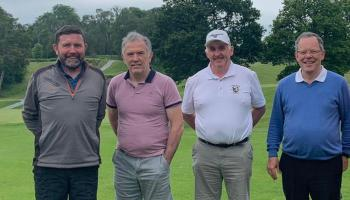UHL consultant who is Parkinson's patient to represent Ireland in golf event