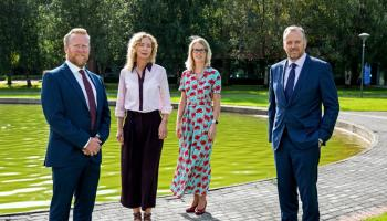 Professional services firm announces new partnership with Kemmy Business School at UL