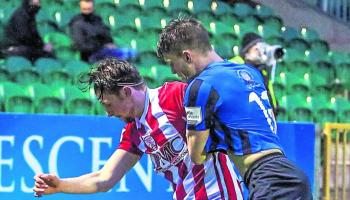 Treaty United look to guarantee play-off spot as Athlone visit