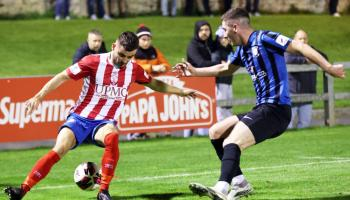 Treaty United secure First Division promotion play-off spot