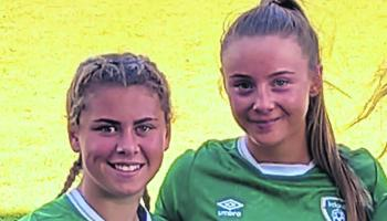 Local players in Rep of Ireland U19 women's squad for UEFA European qualifiers in Limerick