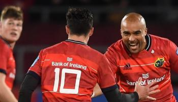 Munster Rugby set to rotate playing squad for trip to Ospreys