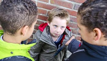 Positive Parenting: Supporting your child around bullying