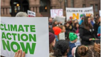 'Put your thinking COP on' - Young Irish people encouraged to participate in National Youth Climate Summit
