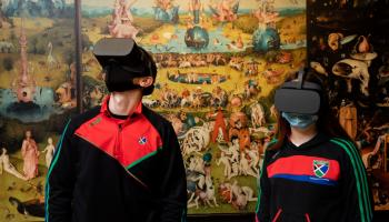 Limerick's Hunt Museum brings 500-year-old painting to life through virtual reality