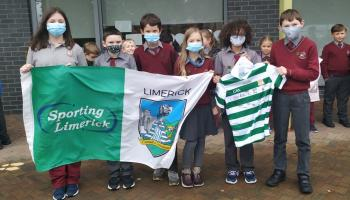 Two Limerick schools rewarded for their contribution to Cumann na mBunscol