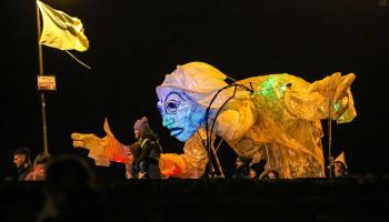 WATCH: Spooky Halloween festival returns to Limerick
