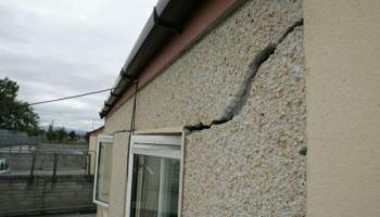 Limerick TDs 'odd ones out' over redress scheme for householders affected by pyrite and mica