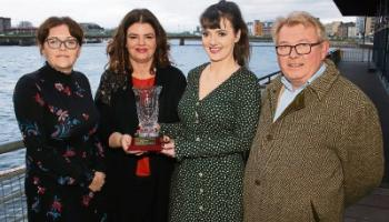 Limerick Person of the Month: Jayne honoured for her 'fresh' approach