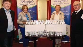 Spotlight shines on community groups in Limerick town