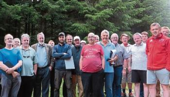Limerick and Tipperary Woodland Owners celebrating 10 years supporting forest owners.