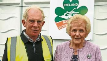 Well runs dry at the ploughing for Limerick's PJ