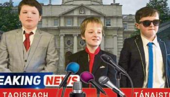 WATCH: Limerick schoolkids produce uplifting Christmas movie