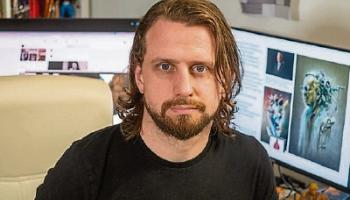 Spotlight: Making art in the digital age - Kieran Beville