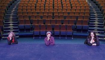 Defying Gravity at Limerick's Lime Tree Theatre to celebrate Women's Day