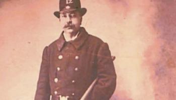 Limerick city's Night Watch: HistorianDr Tadgh Moloney tells the sad tale of Constable John O'Brien