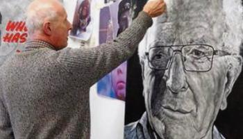 Let art imitate real life... Limerick artist and educator Jim Furlong takes inspiration from the city