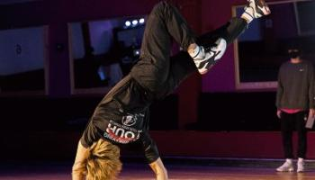 Breakdancer hopes to win European Finals in Russia this June