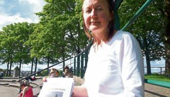 Limerick woman Kathryn hopes 'Pollen Pages' becomes source of inspiration