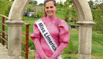 Miss Limerick 2021 title is Amy's hot property