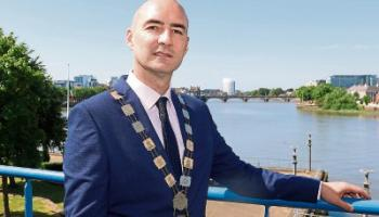 New Limerick mayor urges appointment of Shannon chair