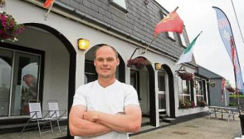 It runs in the family - new shop part of Limerick village's renewal
