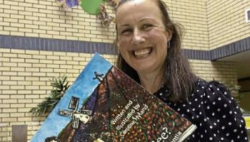 Limerick author's Dementia journey is inspired by her grandmother