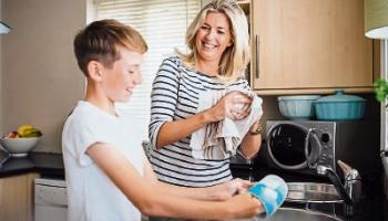 Positive Parenting: There is no such thing as a 'perfect parent'