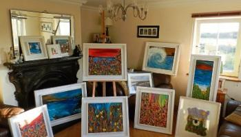 'Wild Atlantic Views' to go on display in new exhibition by Limerick artist
