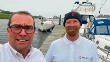 Louise Loves: Limerick man takes on solo around the world challenge
