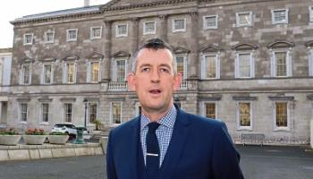 Limerick TD defends controversial 'laughter' tweet