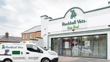 Rockhall Veterinary expansion will help to meet the needs of increasing pet community