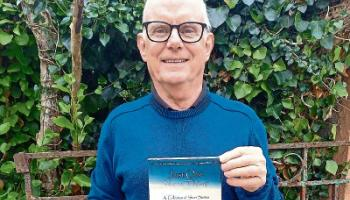 No rest for Limerick retiree Pat as he publishes his fourth book in four years