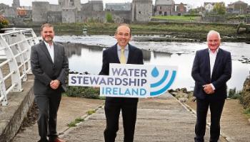 Limerick-based Water Stewardship Ireland promotes sustainable usage