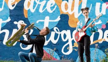 All that jazz! A world of music, culture and creativity to be enjoyed by all ages in Limerick
