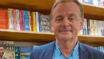 Limerick businessman reflects on granddad's role in War of Independence in new book