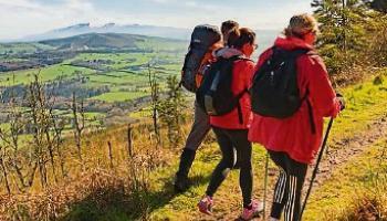 Louise Loves: Walk this way - Ballyhoura Walking Festival returns