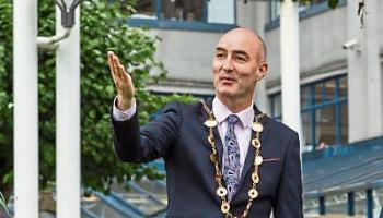 WATCH: Mayor sets challenge for Tidy Towns groups in Limerick