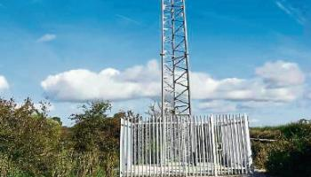 More questions than answers about mast erected 'overnight' near Limerick town