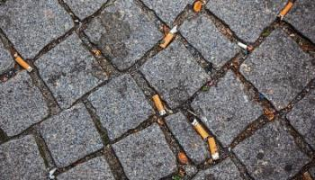 Cigarettes butts 'a problem' in Limerick states first litter report since lockdown