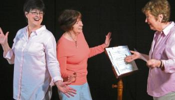 Over 50s to show off Choral Moves at Dance Limerick