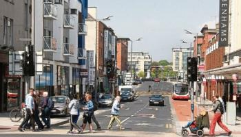 There is a clear need for the development of a solid retail strategy for our city, Nigel argues, or we run the risk of losing our retail audience completely