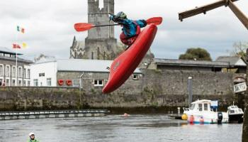 Riverfest is a success, but it and the Great Limerick Run should be held on different bank holiday weekends, Nigel argues Picture: Sean Curtin/True Media
