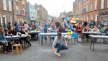 The Catherine Street Feast on Sunday was a great success and was achieved with minimal disruption, Nigel writes Picture: Gareth Williams