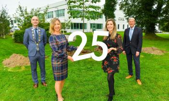 WATCH: Ceremony marks Cook Medical's 25th anniversary in Limerick