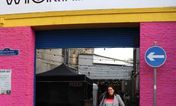WATCH: New food market opens in Limerick