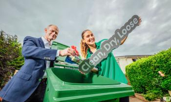 WATCH: Homeowners can now recycle 'soft' plastic in household bins