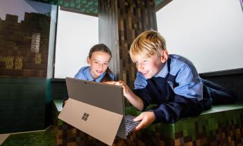 Limerick pupils invited to shape Ireland's sustainable future through Minecraft